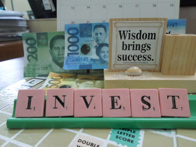 Aim to Be Not Just a Depositor But an Investor